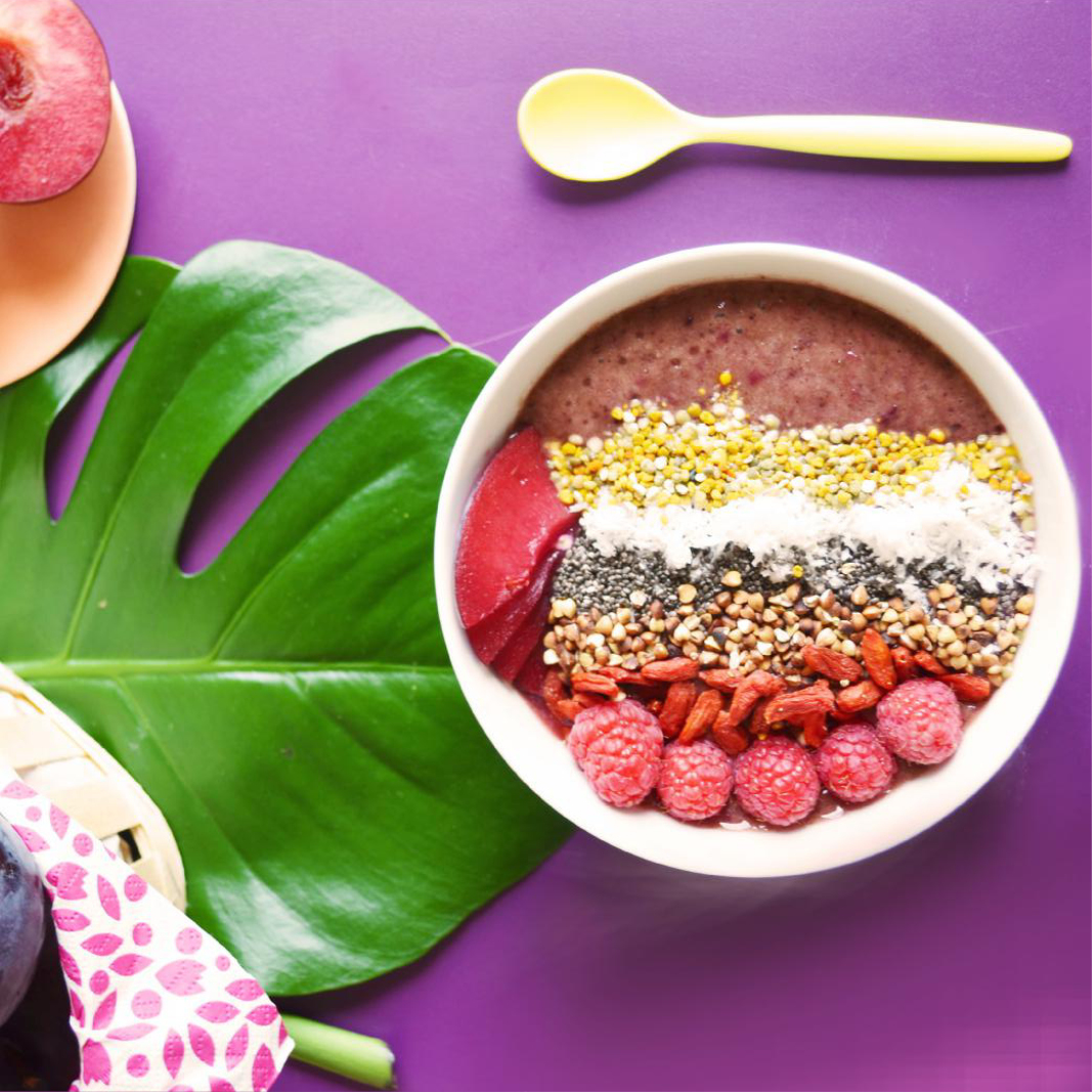 Le smoothie bowl de Manon